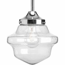 Academy 1 Light Globe Pendant