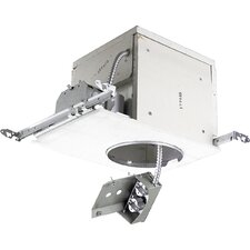"6"" Compact Fluorescent Firebox for Recessed Lighting"