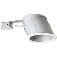 "8"" Sloped Ceiling Remodel IC Incandescent Housing"