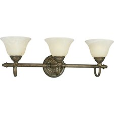 Savannah 3 Light Vanity Light - Energy Star