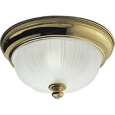 Prescott 2 Light Flush Mount