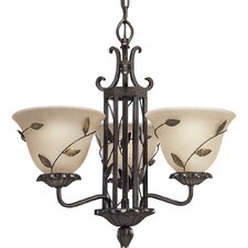 <strong>Progress Lighting</strong> Eden 3 Light Chandelier