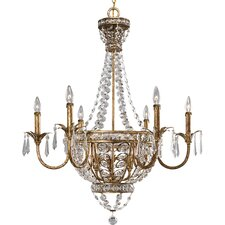 <strong>Progress Lighting</strong> Thomasville Palais 9 Light Chandelier