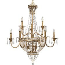 Thomasville Palais 12 Light Chandelier