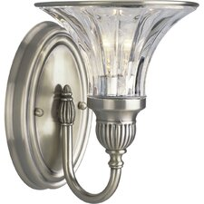Thomasville Roxbury  Vanity Light  in Classic Silver