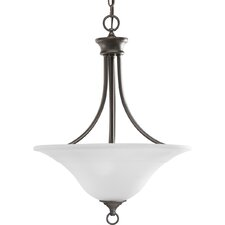 Trinity 3 Light Inverted Pendant