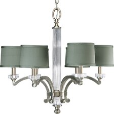 <strong>Progress Lighting</strong> Thomasville Roxbury 6 Light Chandelier