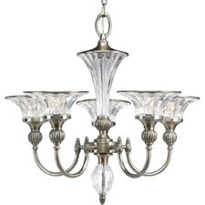<strong>Progress Lighting</strong> Thomasville Roxbury 5 Light Chandelier