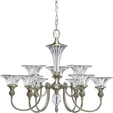 Thomasville Roxbury 9 Light Chandelier