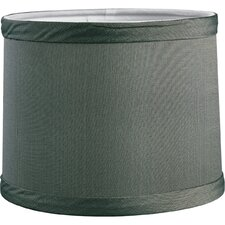 Thomasville Roxbury Blue Green Fabric Lamp Shade