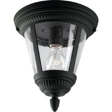 <strong>Progress Lighting</strong> Westport 1 Light Outdoor Flush Mount