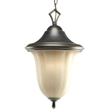 <strong>Progress Lighting</strong> Le Jardin 1 Light Outdoor Hanging Lantern