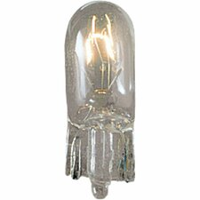 5W Clear 12-Volt Xenon Light Bulb