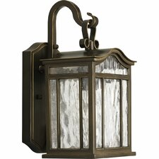 <strong>Progress Lighting</strong> Meadowlark Small 1 Light Outdoor Wall Lantern