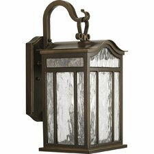 Meadowlark Large 3 Light Outdoor Wall Lantern