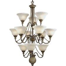 Savannah 12 Light Chandelier