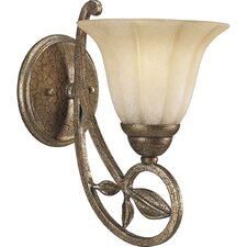 Le Jardin 1 Light Wall Sconce