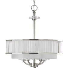 Nisse 4 Light Foyer Pendant