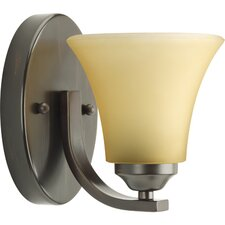 <strong>Progress Lighting</strong> Adorn 1 Light Vanity Light