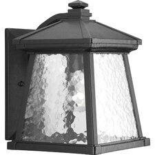 <strong>Progress Lighting</strong> Mac 1 Light Outdoor Wall Lantern