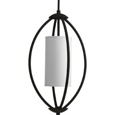 Calven 2 Light Hall and Foyer Pendant