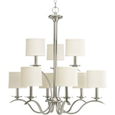 Inspire 9 Light Chandelier
