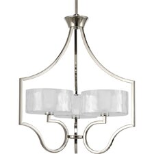 Caress 3 Light Chandelier