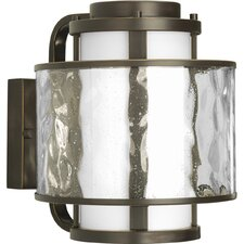 Bay Court 1 Light Outdoor Wall Lantern