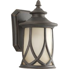 <strong>Progress Lighting</strong> Resort 1 Light Outdoor Wall Lantern