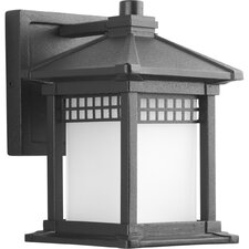 Merit 1 Light Outdoor Wall Lantern