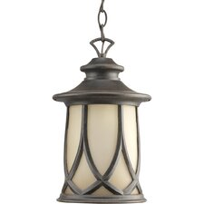 Resort 1 Light Outdoor Hanging Lantern