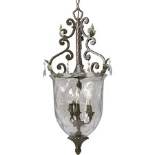 <strong>Progress Lighting</strong> Thomasville Savona 3 Light Foyer Pendant