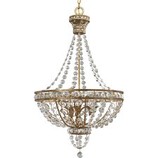 <strong>Progress Lighting</strong> Palais 3 Light Chandelier