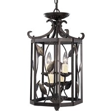 <strong>Progress Lighting</strong> Eden 4 Light Foyer Pendant