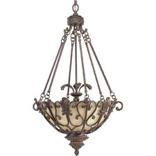 <strong>Progress Lighting</strong> Thomasville Messina 3 Light Inverted Pendant