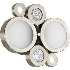 <strong>Progress Lighting</strong> Bingo 2 Light Wall Sconce