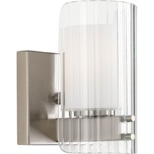 <strong>Progress Lighting</strong> Coupe 1 Light Bath Vanity Light