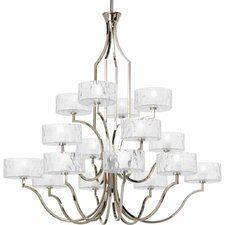 Caress 16 Light Mini Chandelier