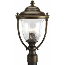 Prestwick 3 Light Post Lantern