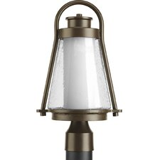 <strong>Progress Lighting</strong> Regatta 1 Light Outdoor Post Lantern
