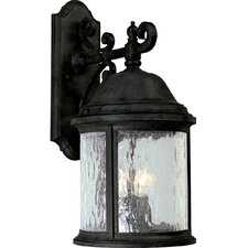 <strong>Progress Lighting</strong> Ashmore 3 Light Outdoor Wall Lantern