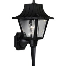 <strong>Progress Lighting</strong> Incandescent Weather Resistant 1 Light Outdoor Wall Lantern