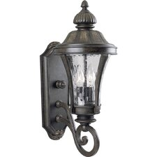 <strong>Progress Lighting</strong> New Traditions 2 Light Outdoor Wall Lantern