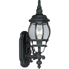 Onion 1 Light Outdoor Wall Lantern