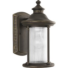 <strong>Progress Lighting</strong> Reside 1 Light Outdoor Wall Lantern
