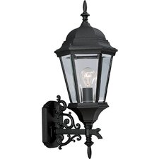 <strong>Progress Lighting</strong> Welbourne 1 Light Outdoor Wall Lantern