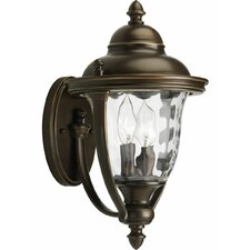 <strong>Progress Lighting</strong> Prestwick 2 Light Wall Lantern