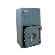 Medium Back Loading Commercial Depository Safe