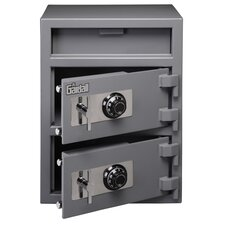 Light Duty Commercial Combination Lock Cash Management Safe