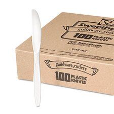 Company Guildware Heavyweight Knives, 10 Boxes of 100
